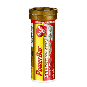 PowerBar 5Electrolyte 10 Tabs - (Box  12 x 10 Taps)