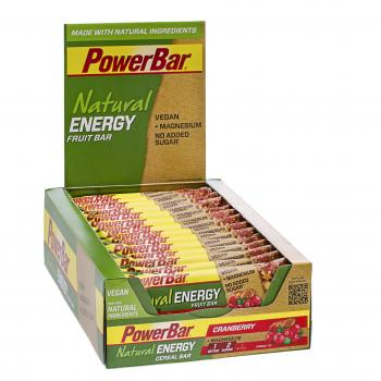 PowerBar Natural Fruit & Nut Bar 40g