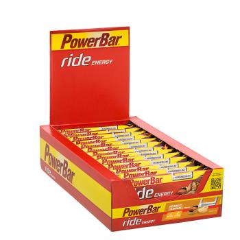 PowerBar Ride Bar Box (18 x 55g)