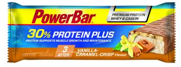 PowerBar ProteinPlus 30% High in Protein Bar Box (15 x 55g)