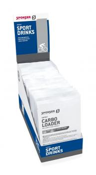 Sponser Carbo Loader Beutel Box 15 x 75g