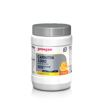 Sponser Carnitin 1000 Mineraldrink Light Dose 400g