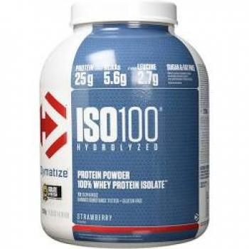 Dymatize ISO 100 Can 2200g