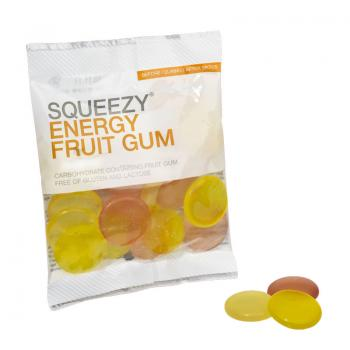 Squeezy Energy Fruit Gums 50 g