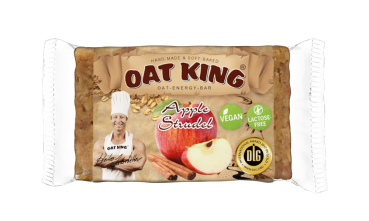OAT KING Hafer Riegel Testpakage 5x Bars a 95g (different tastes)