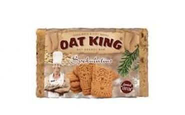 OAT KING Haferbar Christmas Special Spekulatius Display (10 Riegel à 95g)