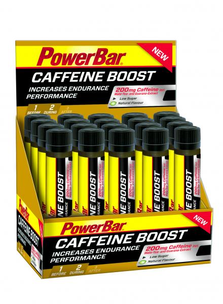 PowerBar Caffein Booster Ampulle Box (20 x 25ml)