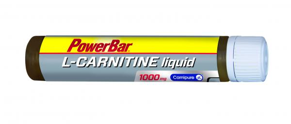 PowerBar L-Carnitin Liquid Ampulle (Box 20 x 25 ml)