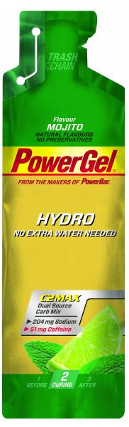 PowerBar PowerGel Hydro Box (24 x 67ml)