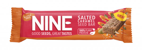 NINE Protein Bar Box (20 x 40g)