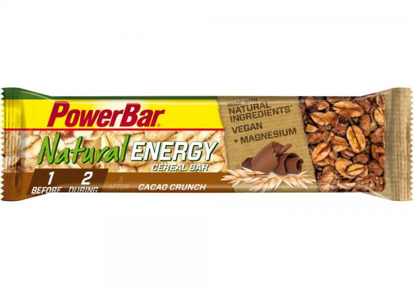 PowerBar Natural Energy Cereal Bar Einzelriegel Cacao Crunch