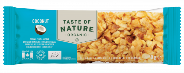 Taste of Nature Energy Bar 40g
